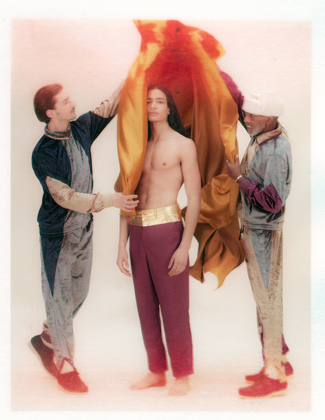 Pigalle, Arthur et Philippine, stephane ashpool, paul rousteau, anotherman