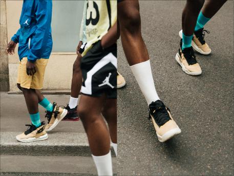 Nike, Jordan, Pigalle, Ojoz, arthuretphilippine