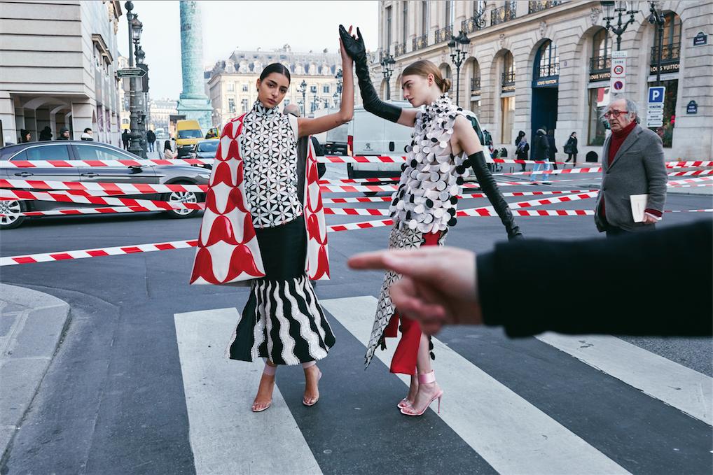 Vogue Italia, Tonne Goodman, Ferdinando Verderi, Arthuretphilippine, Sebastian Faena, Francesca Ragazzi